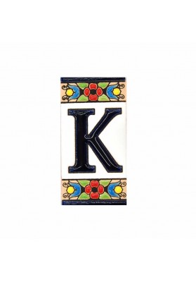 Letra Mini K