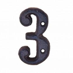 Número  de  Forja Tres