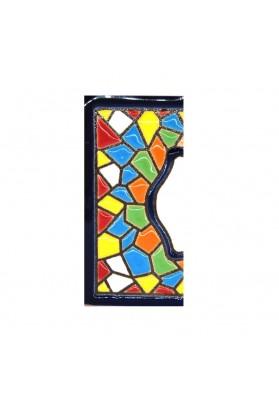 Letra Mosaico (Borde)