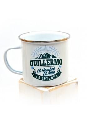 Taza Guillermo 9 cm