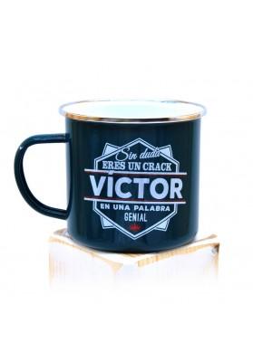 Taza Victor 9 cm
