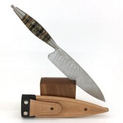 Cuchillo 13 cm Acero Carbono