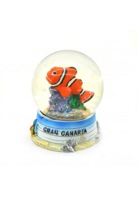 Bola de Agua Nemo 7 cm
