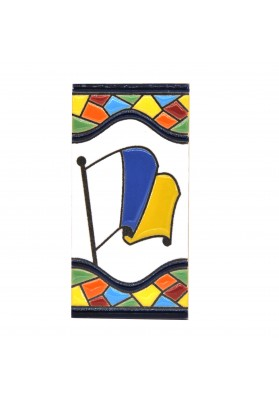 Bandera Mosaico